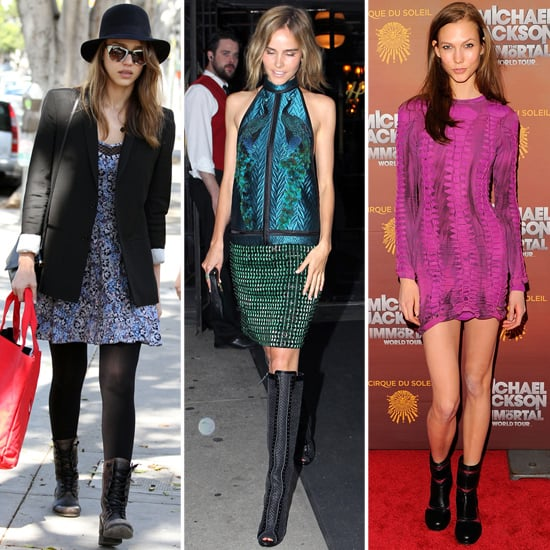 Our Favorite Celebrity Dress and Boot Combos — Inspired by Isabel Lucas