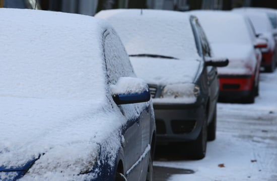 Does Your Car Stay in a Garage in the Winter?