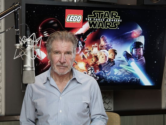 WATCH: Harrison Ford Gets LEGO-fied in New LEGO Star Wars: The Force Awakens Game