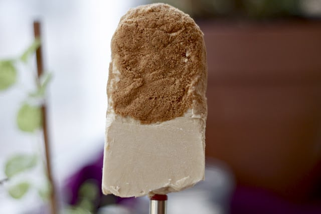 Speculoos Popsicles