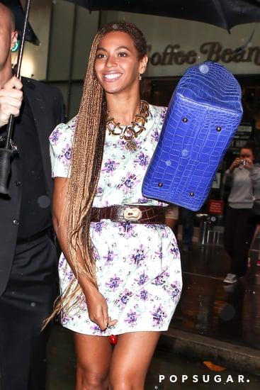 Not Even Mother Nature Can Rain on Beyoncé's Parade