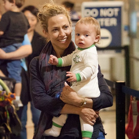 Pictures of Sheryl Crow With Levi and Wyatt