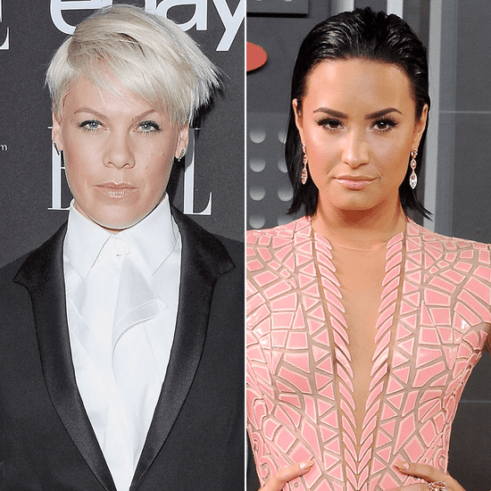 Pink and Demi Lovato VMAs Feud