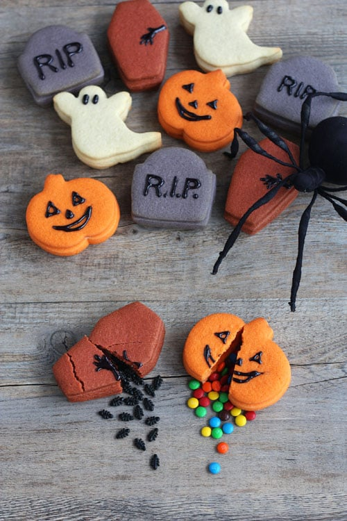 Trick or Treat Cookies
