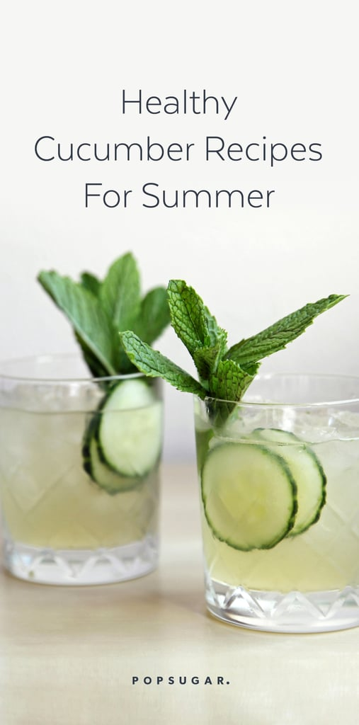 18 Cucumber Recipes to Beat the Heat