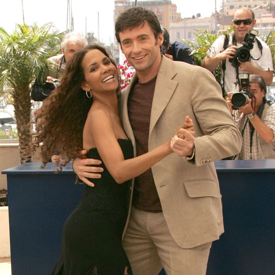 Halle Berry shared a dance with Hugh Jackman at a photo call for X-Men 3: The Last Stand in 2006.