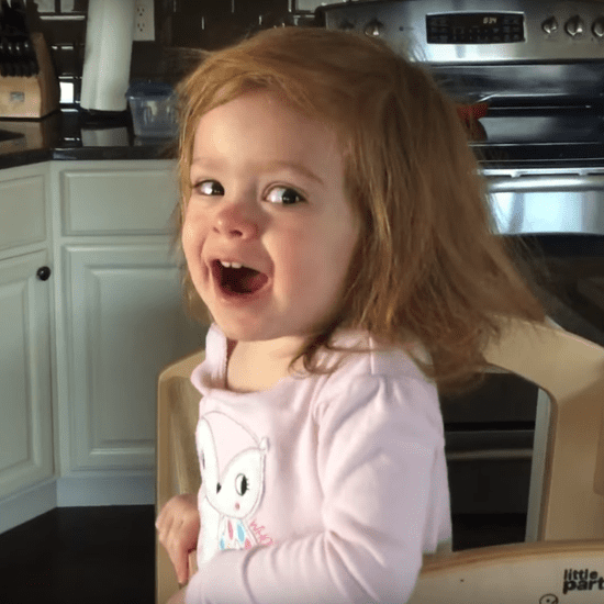 """Little Girl Is Obsessed With Flo Rida's """"My House"""" 