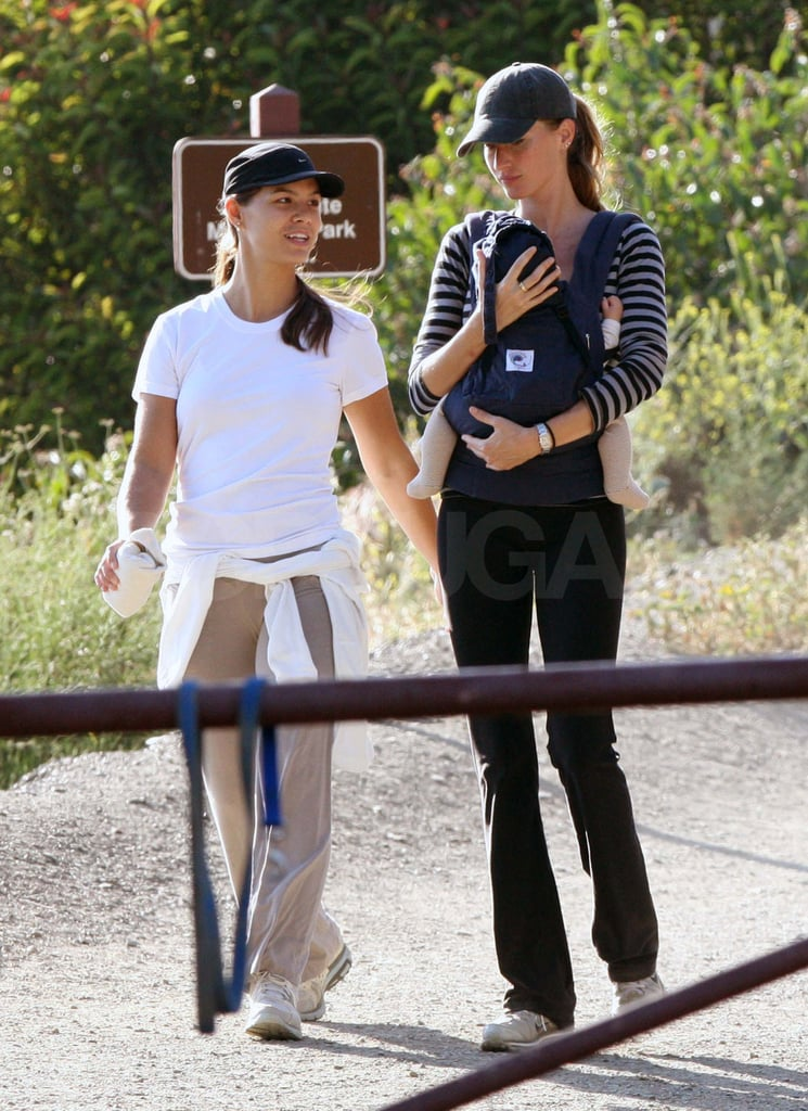 Picture of Tom and Gisele