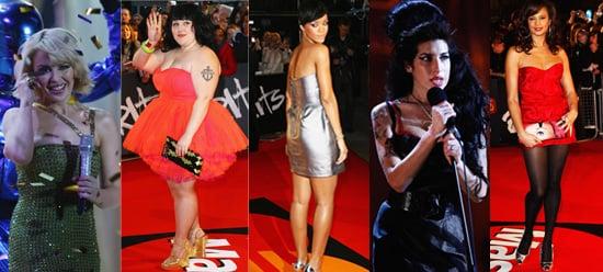 Brit Awards 2008: Best Dressed