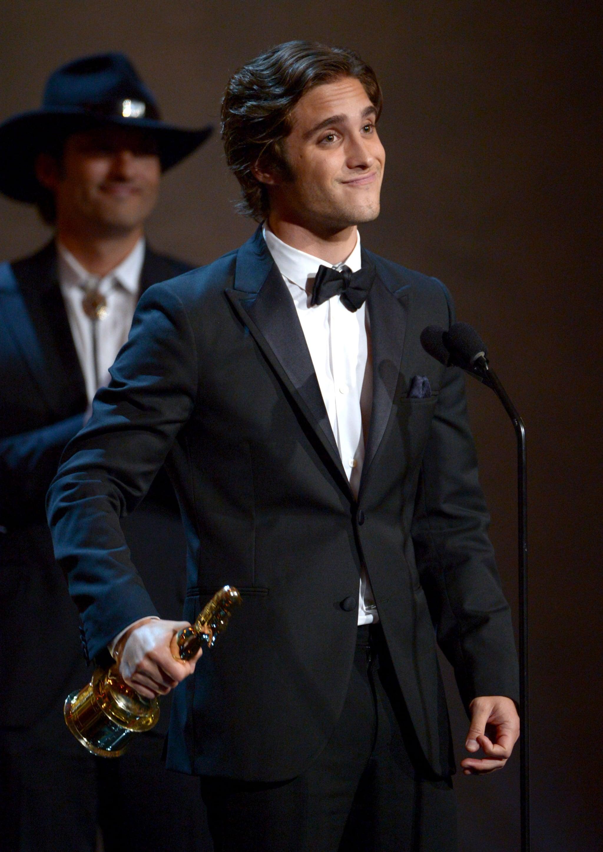 Christina, Ryan, and Zoe Win Big at the Star-Studded ALMA Awards