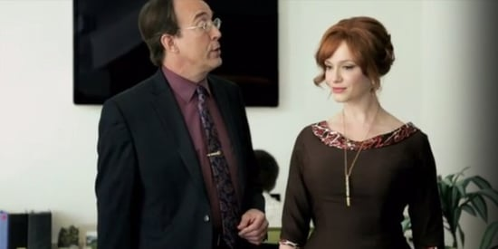 Putting Joan Holloway In A Modern Office Says A Lot About Income Inequality