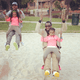 Diddy had a day at the park with his family. Source: Instagram user iamdiddy