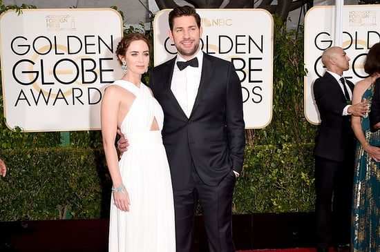 John Krasinski And Emily Blunt Welcome Their Second Daughter