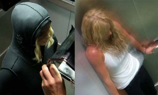 Photo Sneak Peek at Britney's Video for Madonna's Tour