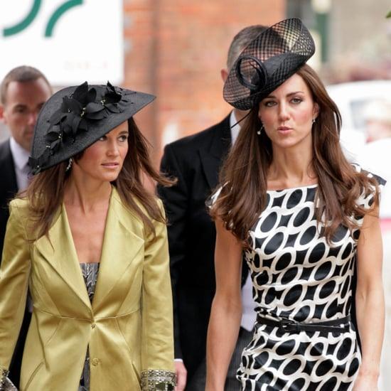 Duchess Kate and Pippa Middleton Dressing Alike