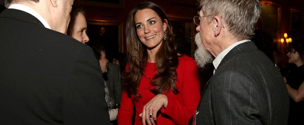 Royal Report: Kate Signs Off on Prince William's Jokes