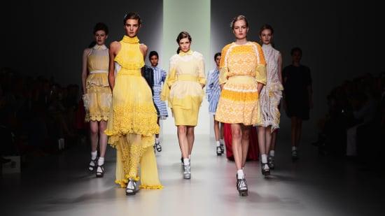 Europe Fashion Week Schedules
