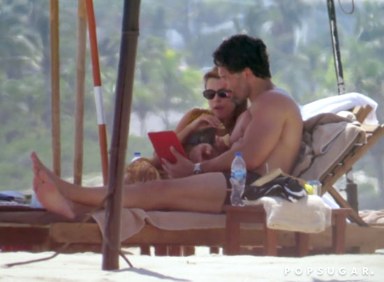 Sofia and Joe's Mexican Vacation Might Be the Sexiest Labor Day Trip