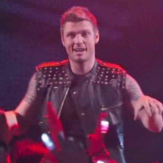 Nick Carter Does a Backstreet Boys Song on DWTS | Video