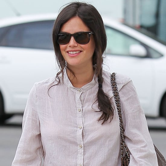 Pregnant Rachel Bilson Out in LA | July 2014