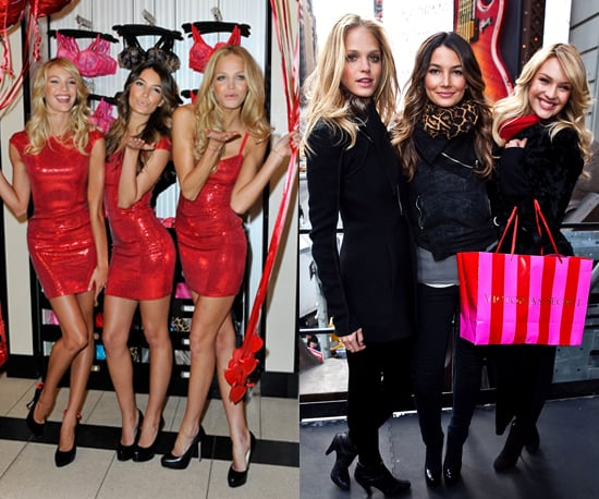 Fab Talks to Victoria's Secret Angels About Their Valentine's Day Plans