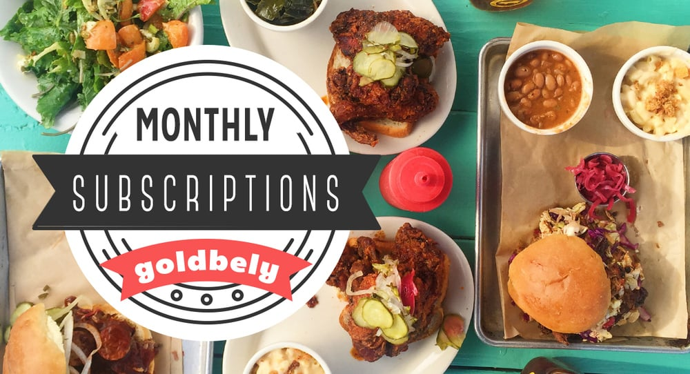 Food Subscription Service