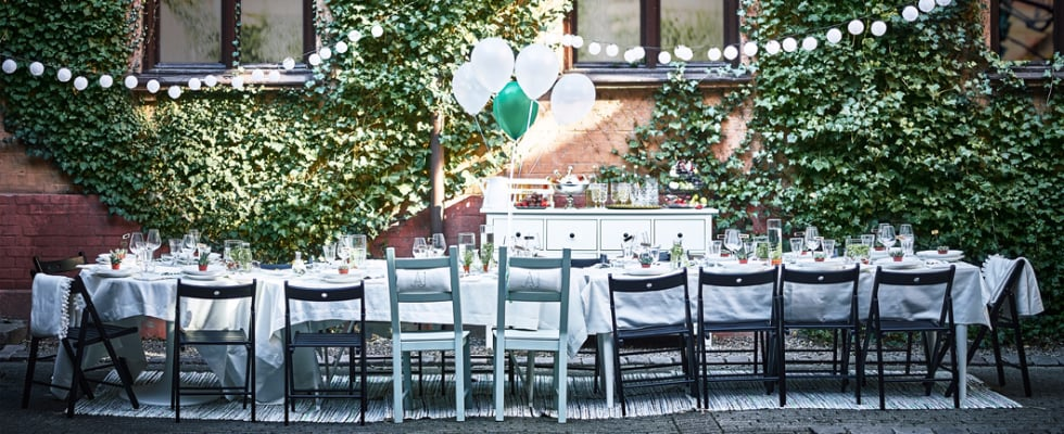 Wedding Decor Ideas You'd Never Guess Came From Ikea