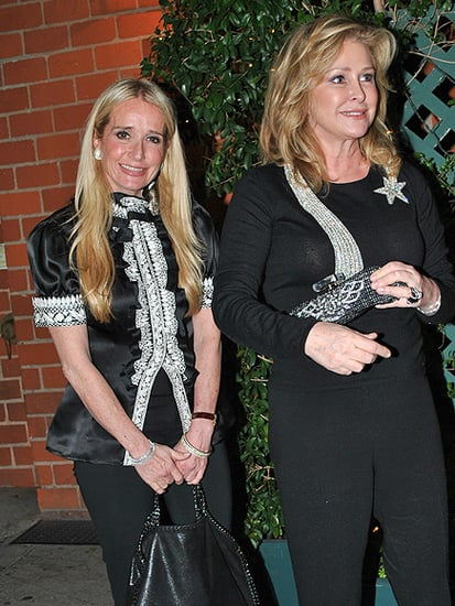 Kathy Hilton Supports Sister Kim Richards After She Entered Rehab: 'I'm Very Proud of Her'
