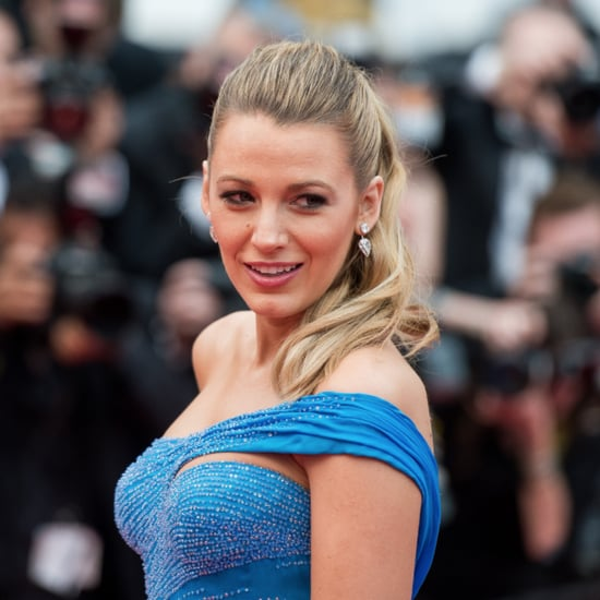 Blake Lively Pregnancy Hair 2016