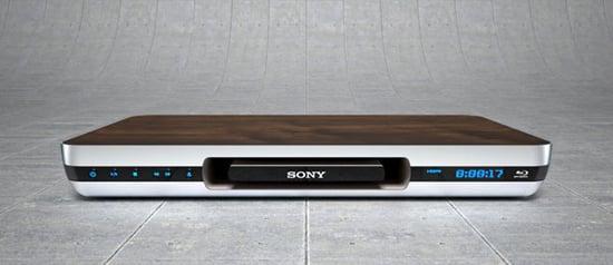 Sleek DVD Player
