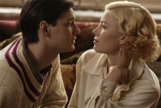 Easy Virtue Movie Review, Jessica Biel