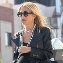 Rachel Zoe Shows Off Her Pregnant Belly