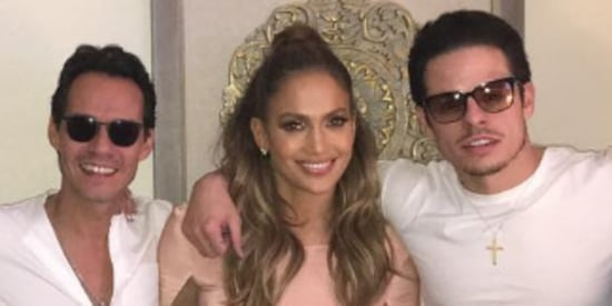 Jennifer Lopez Turned Everybody's Nightmare Scenario Into A Photo Op