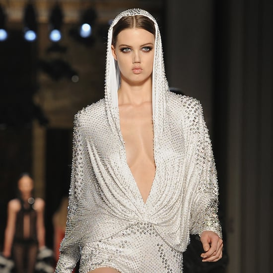 Atelier Versace Paris Haute Couture Fashion Week Spring 2014