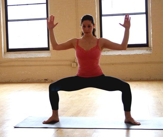 Strike a Yoga Pose: Goddess
