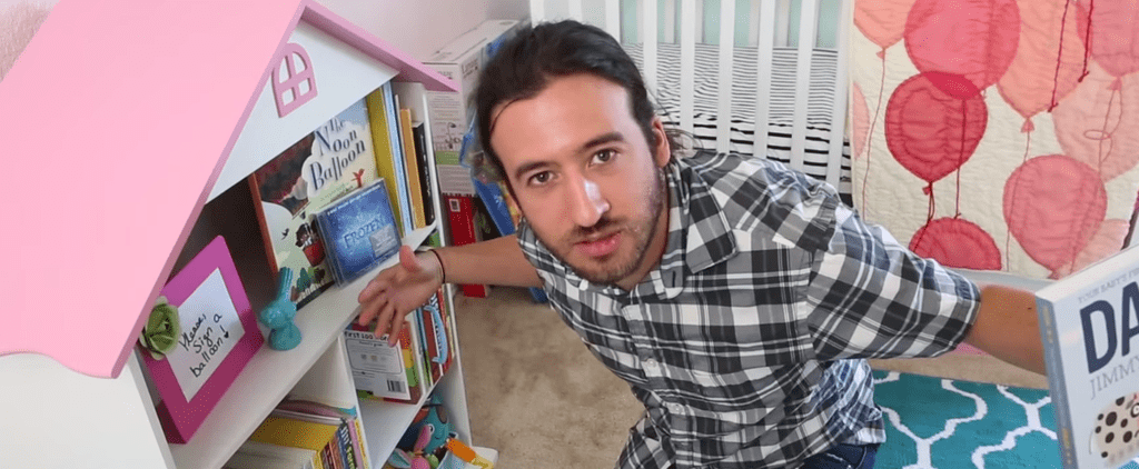 This Hysterical Nursery Tour Will Make You Feel Nostalgic For MTV Cribs