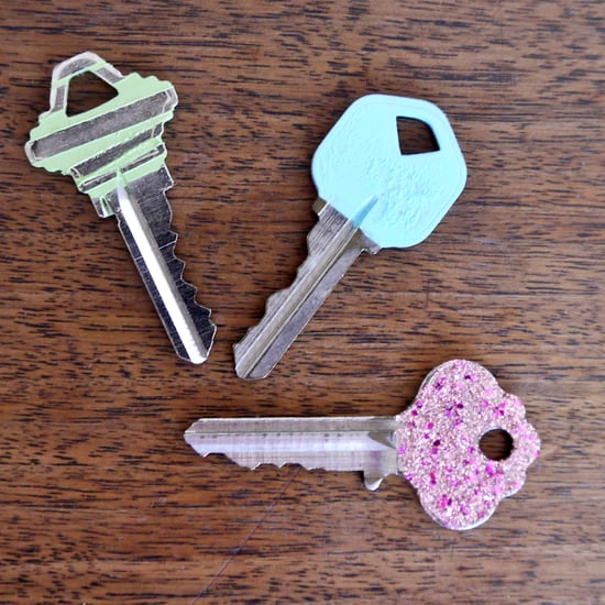 Tips For Painting Your Keys