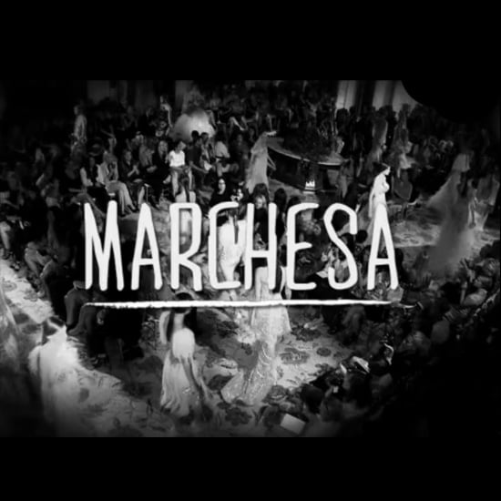 Marchesa Spring 2012 [Runway Video]