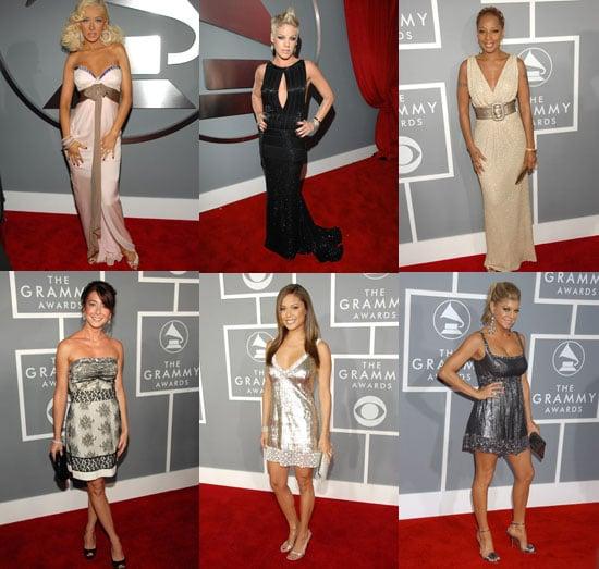 The Grammys Red Carpet: Best Dressed