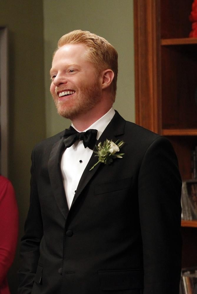 Mitch is married. Can you believe it?
