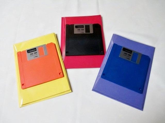Send a colorful card