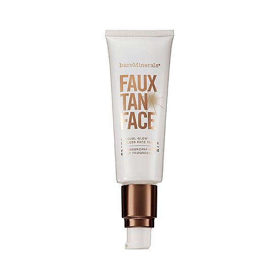 Reach for BareMinerals Faux Tan Face ($26) to give your face, neck, and hands a springtime update. This pick develops slowly but surely — and you won't have to worry about turning orange.