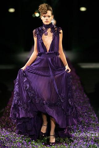 Paris Fashion Week: Yves Saint Laurent