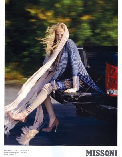 Photo of Missoni 2009 Fall Ad Campaign
