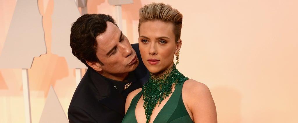 Wait, What Happened Between Scarlett Johansson and John Travolta?
