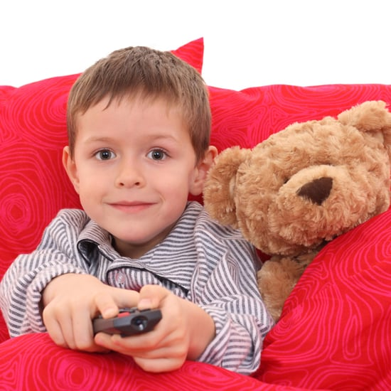 TVs in Bedrooms Make Kids Gain Weight
