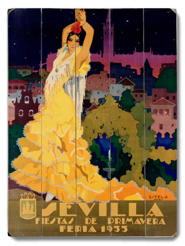 This wall art is just plain sassy. The 1933 Sevilla Fiesta Dancer Wooden Sign ($70, originally $100) looks vintage and brings a touch of flair to a living room, kitchen, or just about anywhere in your house.  — Maggie Pehanick, assistant editor