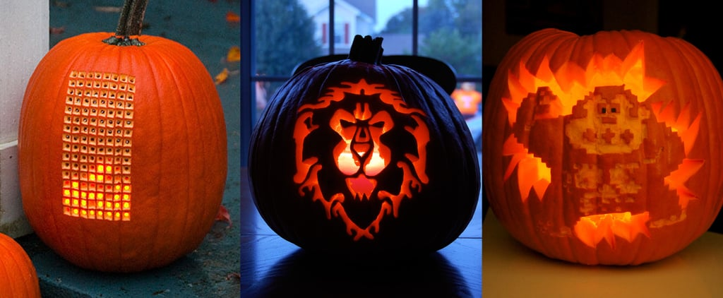 The Only Pumpkins a Gamer Needs on the Porch This Halloween