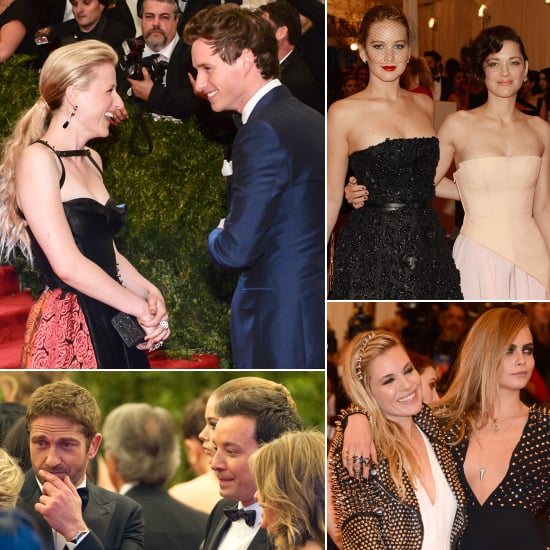 Punk Pals: Stars Get Together at the Met Gala