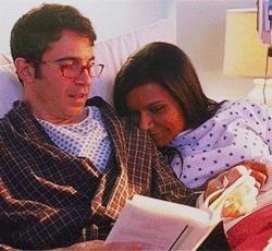 When He Does the Bedtime-Story Thing